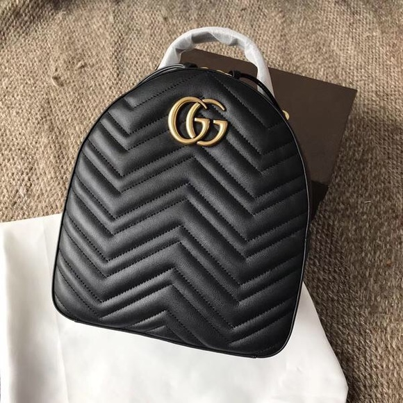 831a9890600521 Gucci Bags   Marmont Quilted Leather Backpack   Poshmark